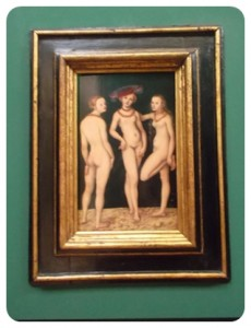 The Louvre's Three Graces