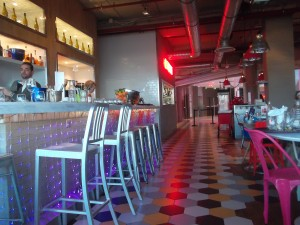 Beaugrenelle bar Cmas 2015 -