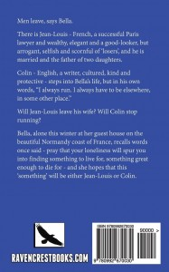 Bella back cover (Copyright Marilyn Z.Tomlins)