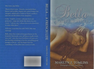 The cover of my new book - Bella ... A French Life