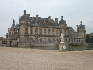 The Chateau of Chantilly (cc Marilyn Z. Tomlins)