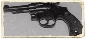 Ruth used one like this to shoot Blakely dead.
