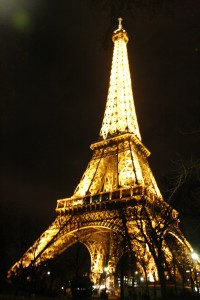 Eiffel Tower ...what else?