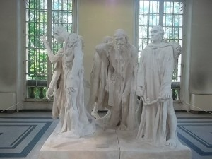 The Burghers of Calais (cc Marilyn Z. Tomlins)