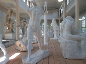 More of the gallery's sculptures (cc Marilyn Z.Tomlins)