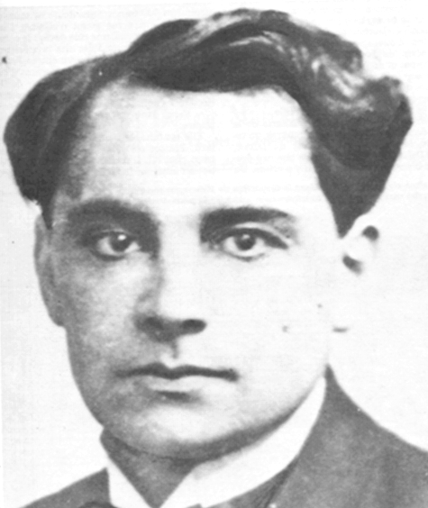 Dr Marcel Petiot as a young family doctor.