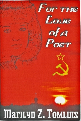Cover of 'For the Love of a Poet'(cc Marilyn Z. Tomlins)