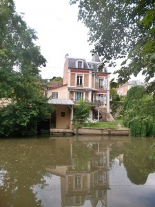 House on Yerres River