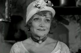 Kedrova as Bouboulina in Zorba the Greek