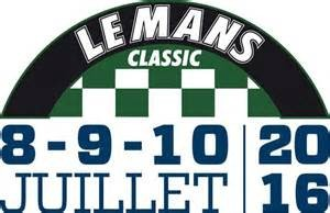 The Le Mans poster for this year (2016).