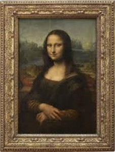 The Mona Lisa (cc Marilyn Z. Tomlins)